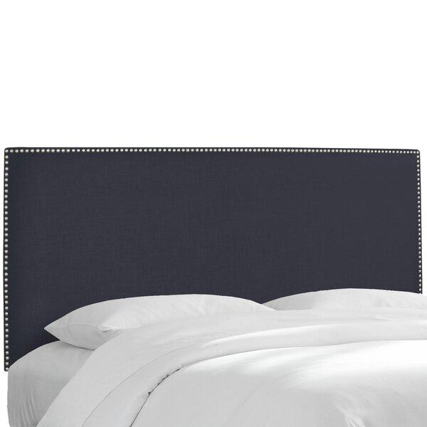 Pine Island Twill Upholstered Panel Headboard by Mercer41