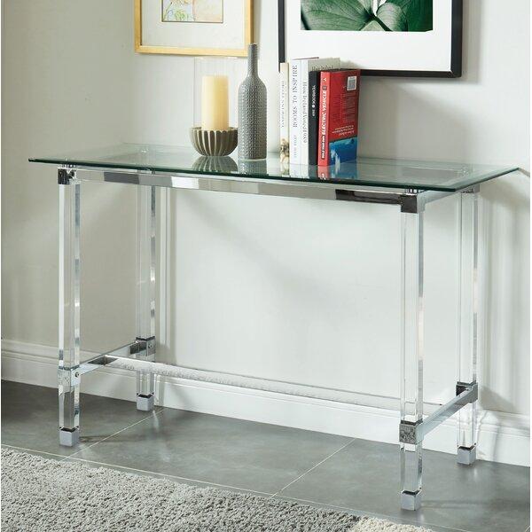 Baumgartner Console Table By Orren Ellis