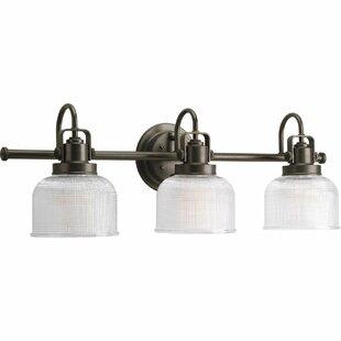 Oil Rubbed Bronze Bathroom Vanity Lighting Youll Love Wayfair - Oil rubbed bronze bathroom light bars