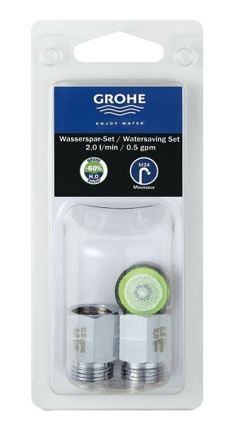 Water Saving Kit 0.5 GPM by Grohe