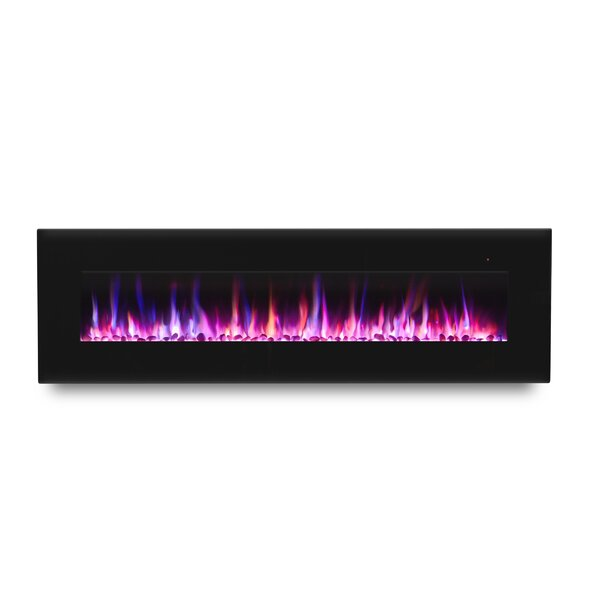 Corretto Wall Mounted Electric Fireplace By Real Flame