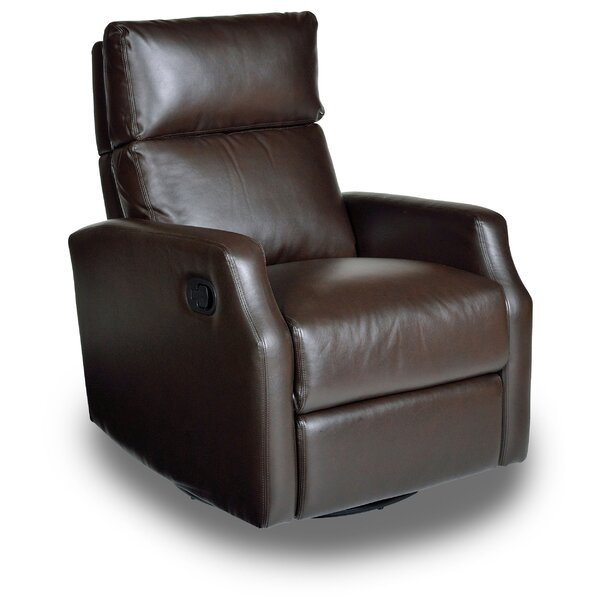 Chestnut Run Manual Swivel Recliner [Red Barrel Studio]
