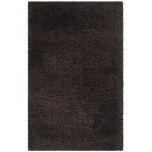 Thom Filicia Hand-Tufted Brown Area Rug by Thom Filicia Home Collection