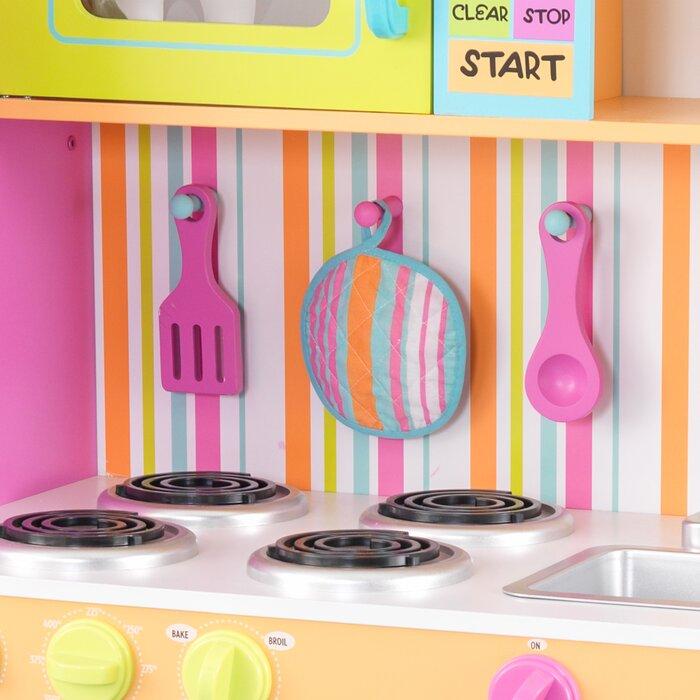 Deluxe Big & Bright Kitchen Set