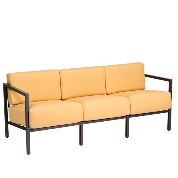 Salona Patio Sofa with Cushions by Woodard