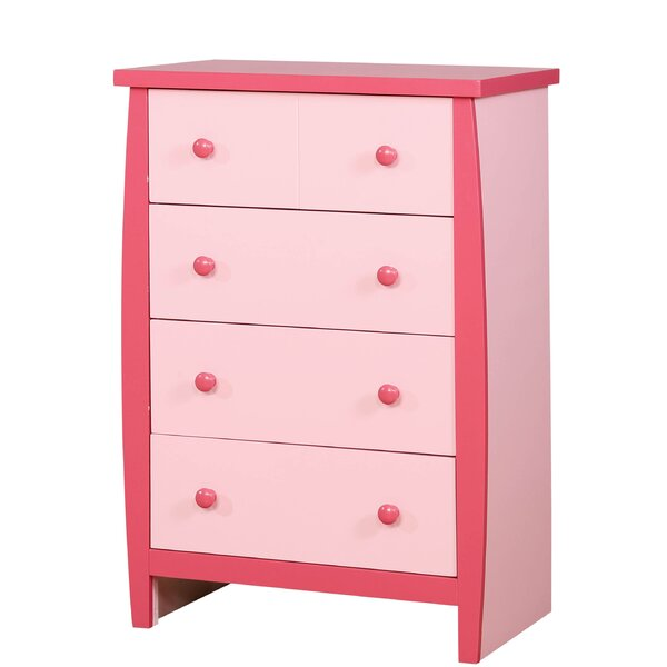 Amabilia 4 Drawer Chest by Mack & Milo