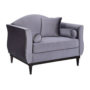 Farid Fabric Armchair By House of Hampton