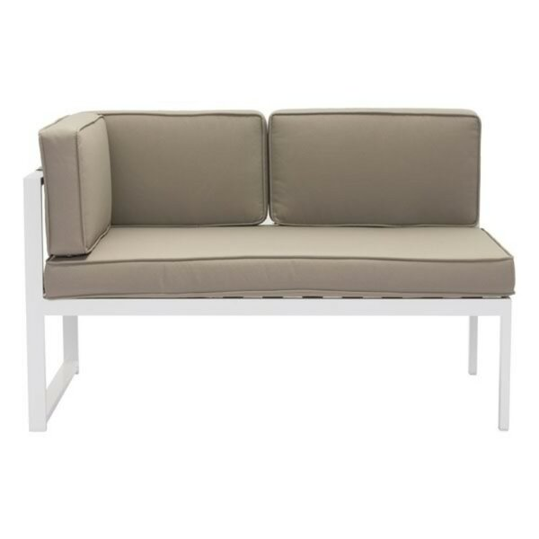 Korman Patio Sofa with Cushions by Ebern Designs