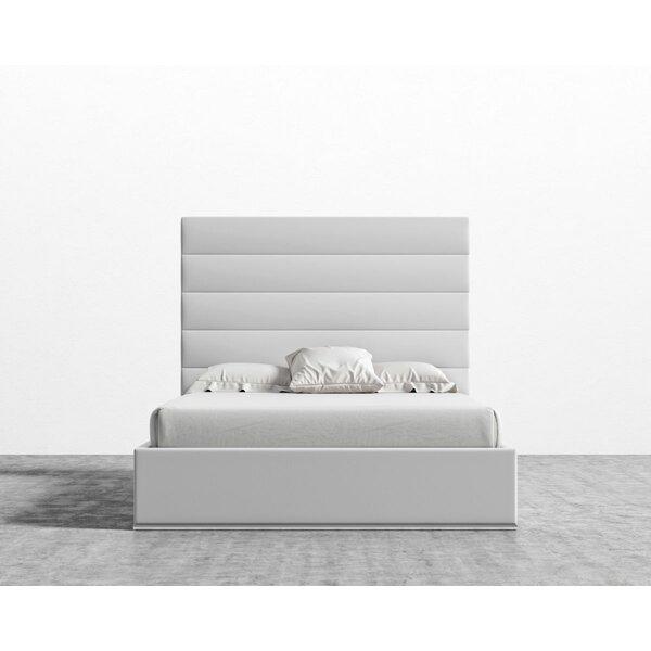 Mario Upholstered Platform Bed by Orren Ellis