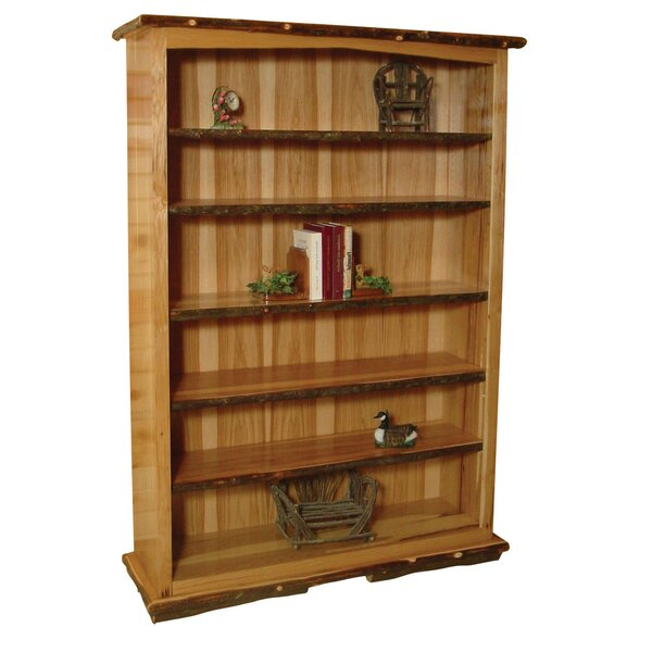 Quinto Standard Bookcase By Loon Peak