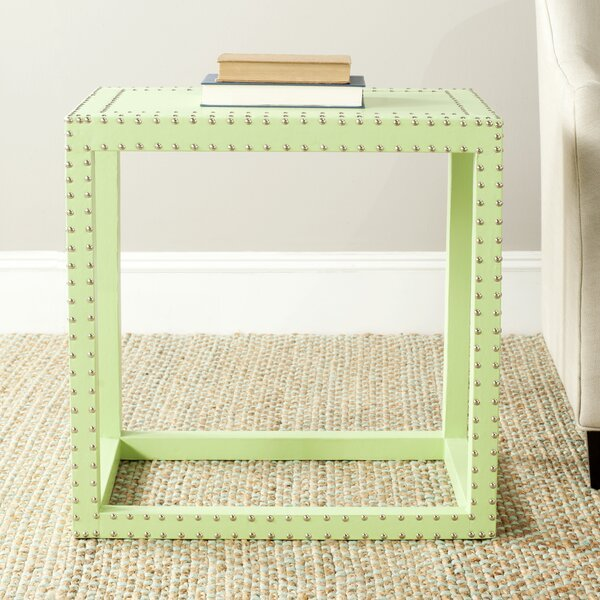 Nicollette End Table by Mercer41