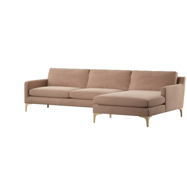 Farleigh Hungerford Sectional by Mercury Row