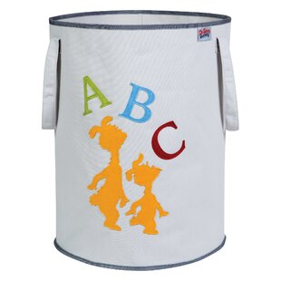 Affordable Price Dr. Seuss ABC Fabric Storage Bin By Trend Lab