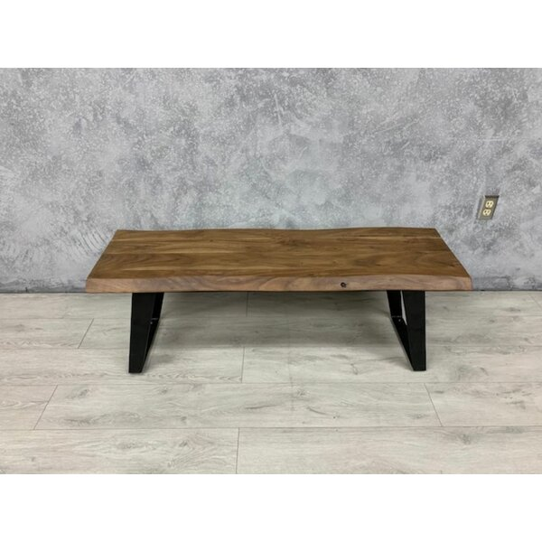 Garion Wood Bench By Union Rustic