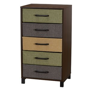 Dunigan 5 Drawer Accent Chest