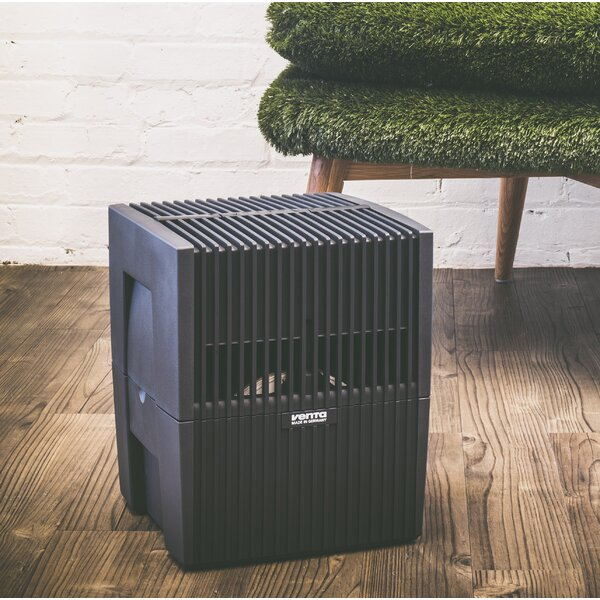 Airwasher 1.3 Gal. Evaporative Console Humidifier by Venta