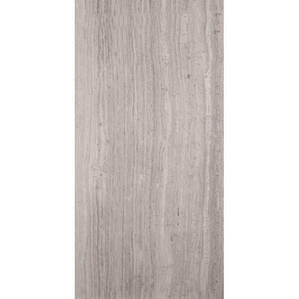 Metro 3 x 6 Marble Wood Look Tile in Cream by Emser Tile