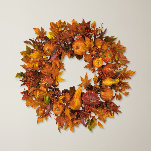 Abinante 28 Wreath by Loon Peak