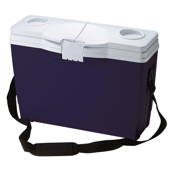 13.2 Qt. Slim Cooler by Rubbermaid