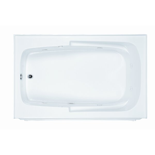 Reliance 59.88 x 36 Soaking Bathtub by Reliance