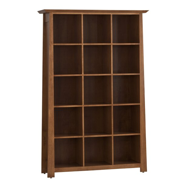 LP Record Multimedia Cabinet with 5 Tiers by Latitude Run