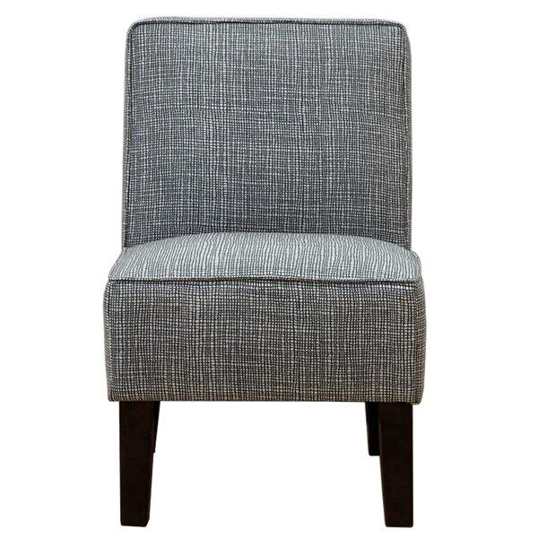 Passarelli Slipper Chair by Ebern Designs