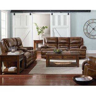 Comparison Cameron 3 Piece Coffee Table Set ByStandard Furniture