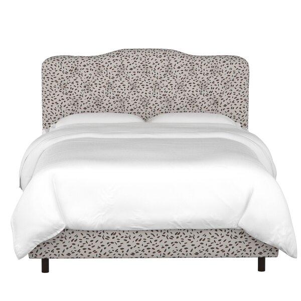 Merlo Upholstered Standard Bed by Brayden Studio