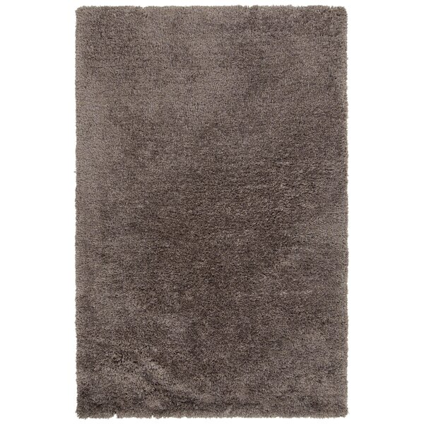 Salyers Hand-Tufted Taupe Area Rug by Brayden Studio