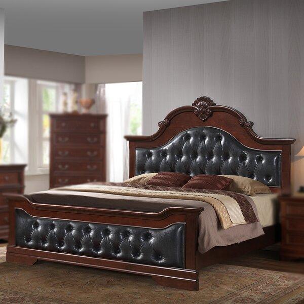 Accomac Queen Upholstered Platform Bed by Fleur De Lis Living