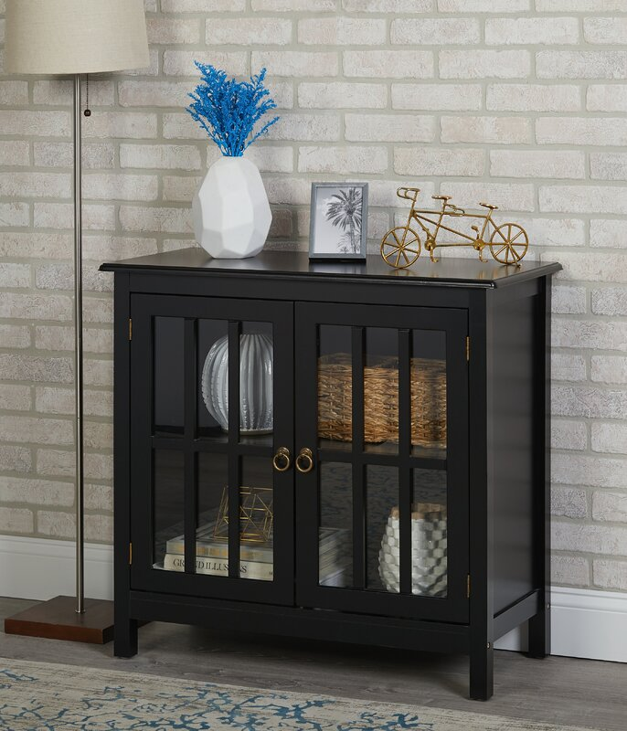 Purdue With Wooden Top Accent Cabinet Amp Reviews Joss Amp Main