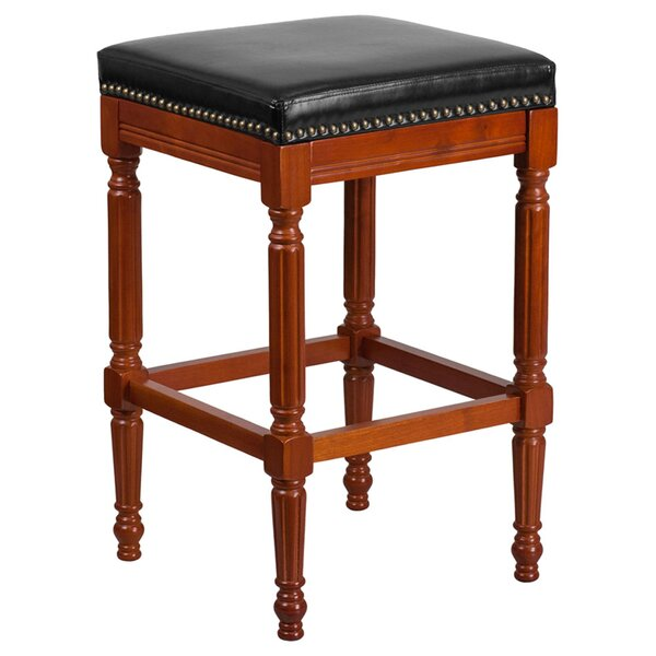 Umar High Backless 30 Bar Stool by Darby Home Co