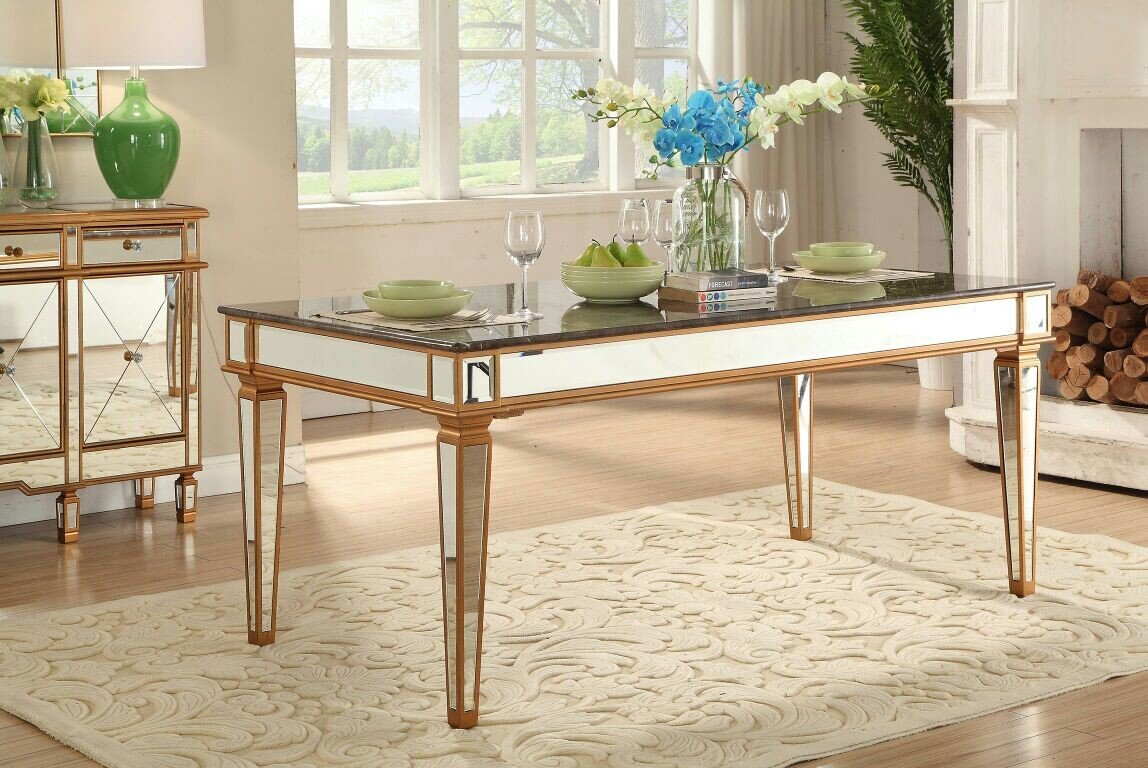 Wildon home imperial dining set with 6 chairs reviews for Wildon home dining