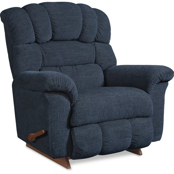 Crandell Manual Rocker Recliner by La-Z-Boy