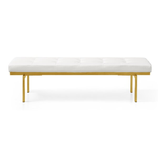 Undercliff Upholstered Bench by Mercer41