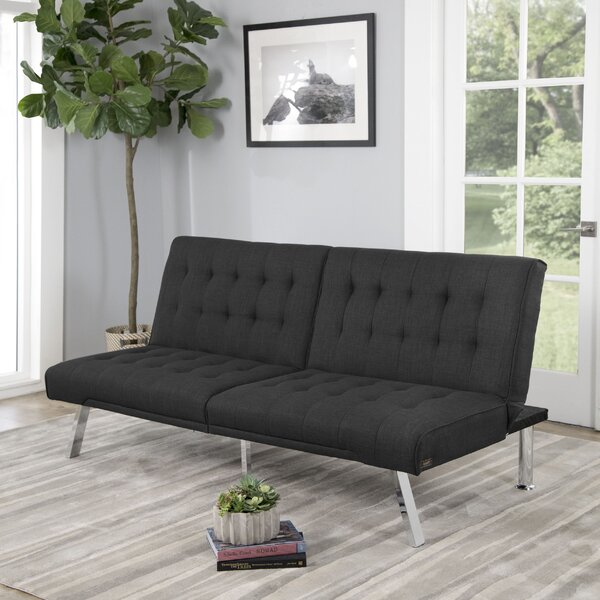 Mellor Convertible Sofa by Ivy Bronx