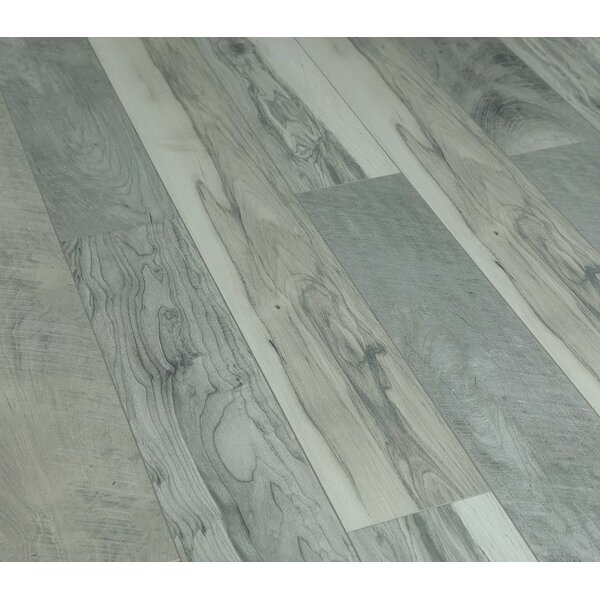 Urban View 7 x 49 x 12mm Laminate Flooring in Newport (Set of 5) by Christina & Son