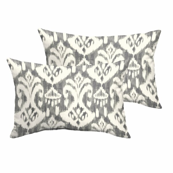 Peabody Indoor/ Outdoor 2 Piece Pillow Set by Andover Mills