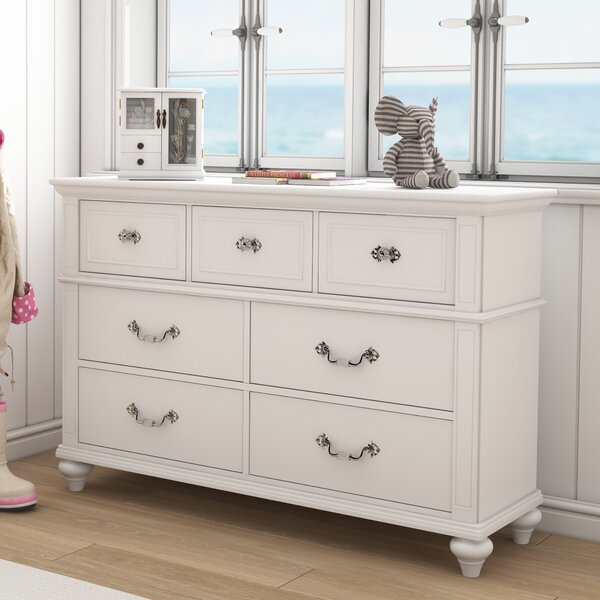 Lydia 7 Drawer Dresser by Viv + Rae