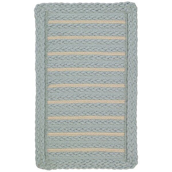 Lyndon Blue Area Rug by Highland Dunes