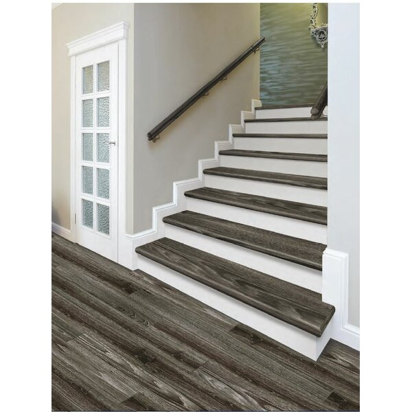 0.5 x 11.25 x 47 Flush Stair Nose in Alpine by Mannington