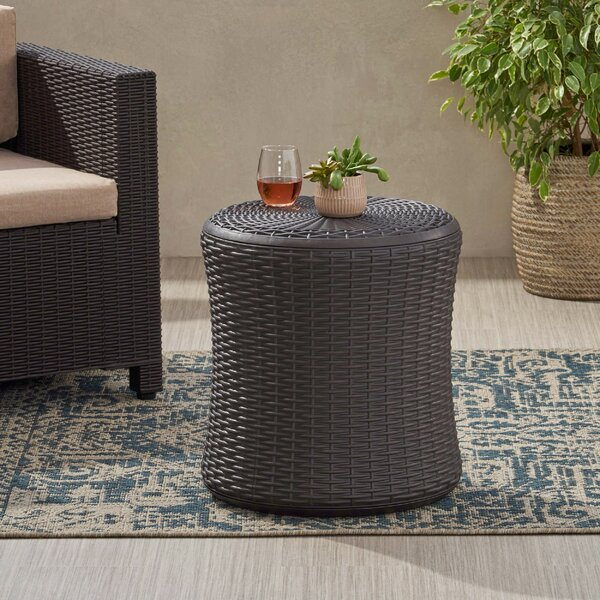 Arabella Side Table by Ebern Designs