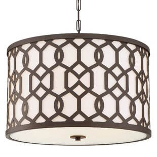 Where buy  Wheless 5-Light Outdoor Pendant By Willa Arlo Interiors