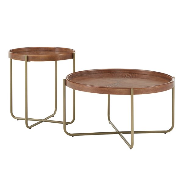 Moses 2 Piece Coffee Table Sets By Kingstown Home