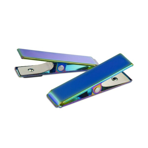 Glimmer Clip Magnet (Set of 2) by Design Ideas