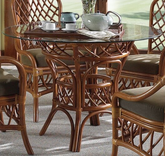 Yogyakarta  Dining Table By South Sea Rattan Discount