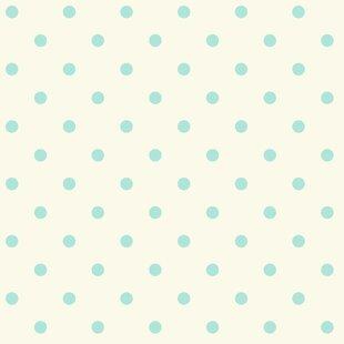 Polka Dot Kids Wallpaper Youll Love