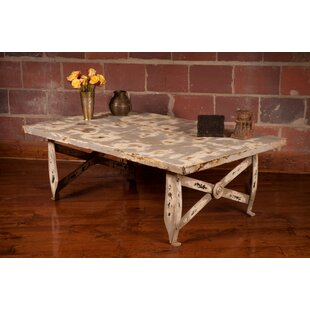 British Raj Bundi Coffee Table