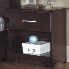 Signature 1 Drawer Nightstand by Carolina Furniture Works, Inc.