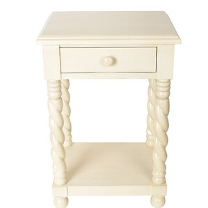 Lilliana End Table by August Grove